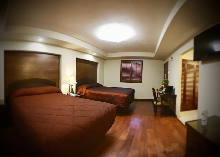 double rooms in Baja California hotel